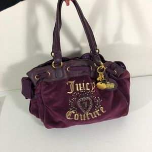 Juice couture bag